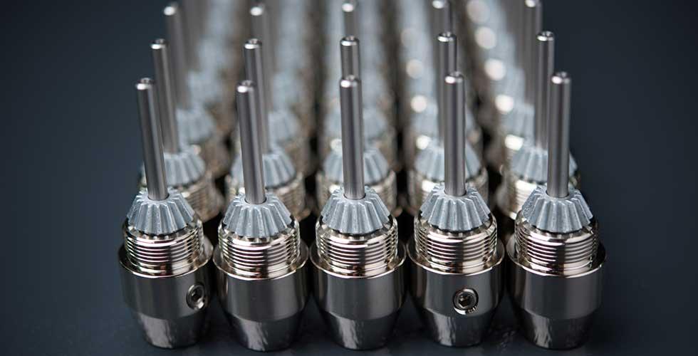 Montagebauteile CNC Zerspanungstechnik Welcker
