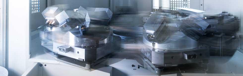 Palettenwechsler Hermle C22 CNC Zerspanungstechnik Welcker